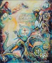 Peinture histoire civilisation avec UNIA NICE